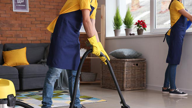 Steam Cleaning Services in Thrissur